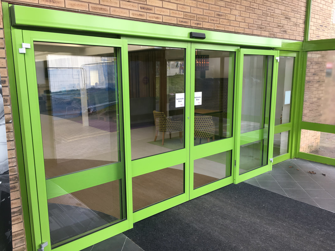 automatic door repairs Reading